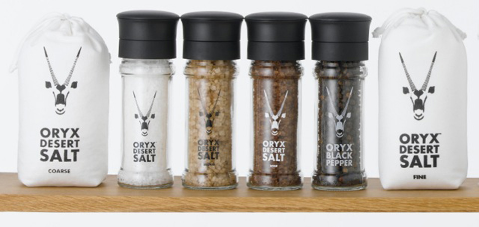 Oryx Desert Salt Food Products